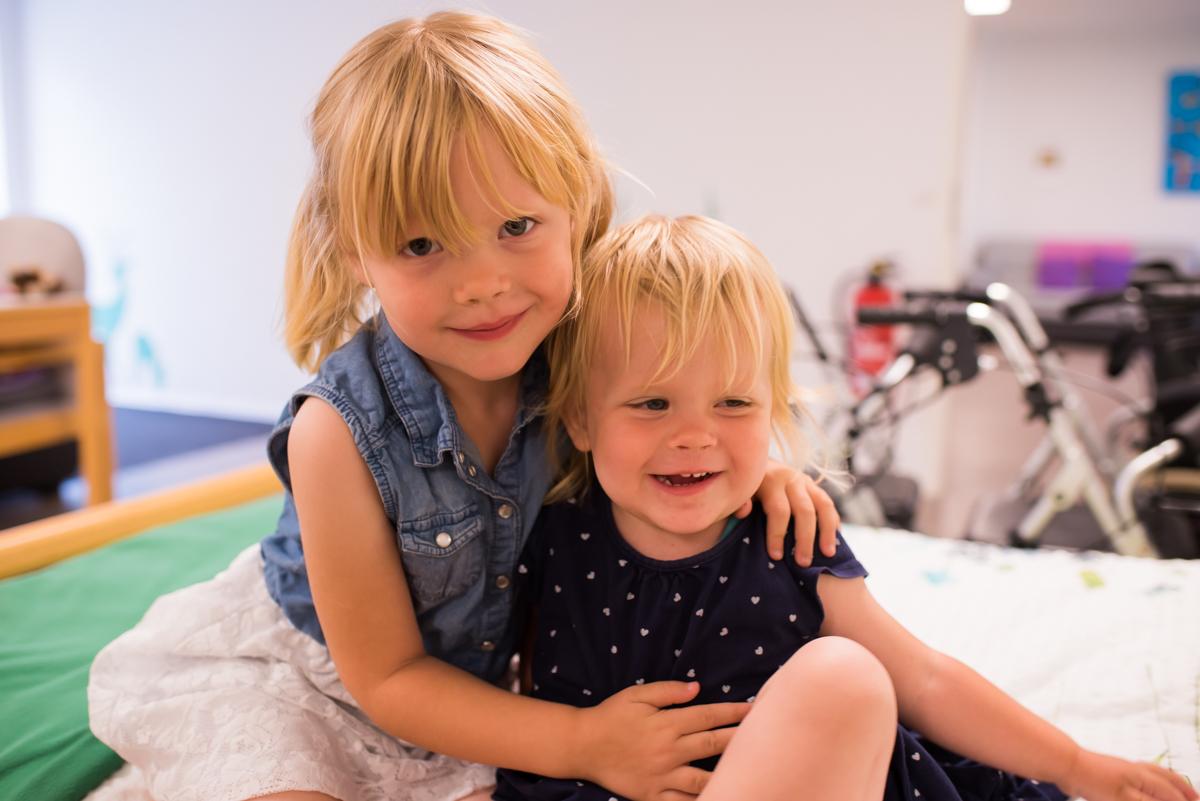 Johanna & Fiona